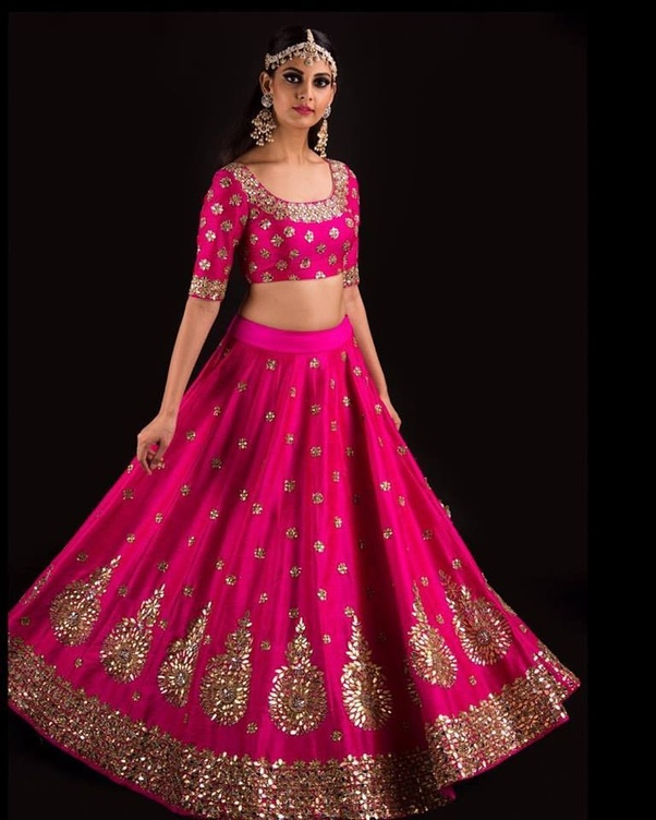 e47abcec7b8d Mrunalini Rao does some amazing tulle skirt lehengas that are great for  wedding as well as pre-wedding wear. The price range for a good Mrunalini  Rao ...