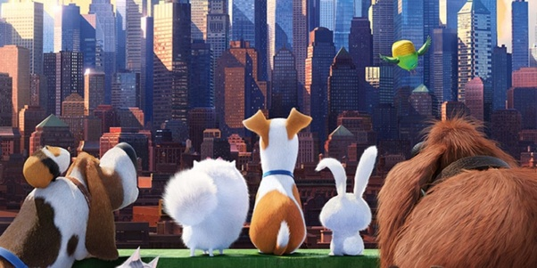 What are the most unrealistic parts of The Secret Life of Pets (2016