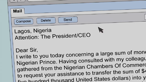 how does the nigerian prince scam work quora
