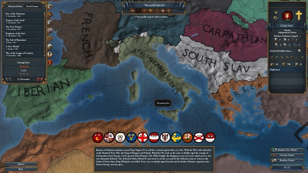 Can a united Italy in EU4 take on the Ottomans? - Quora