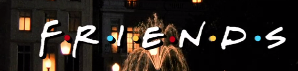 Since Friends is no abbreviation, why does the cover have Dots in