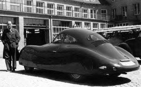 What Was The First Porsche Car Company Ever Made How