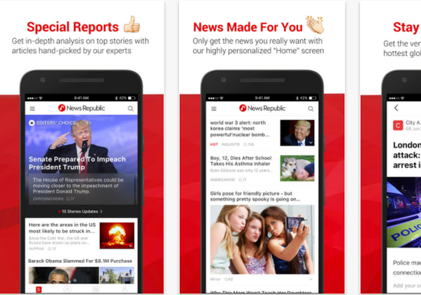 Which Are The Top 5 Best News Apps For IPhone?