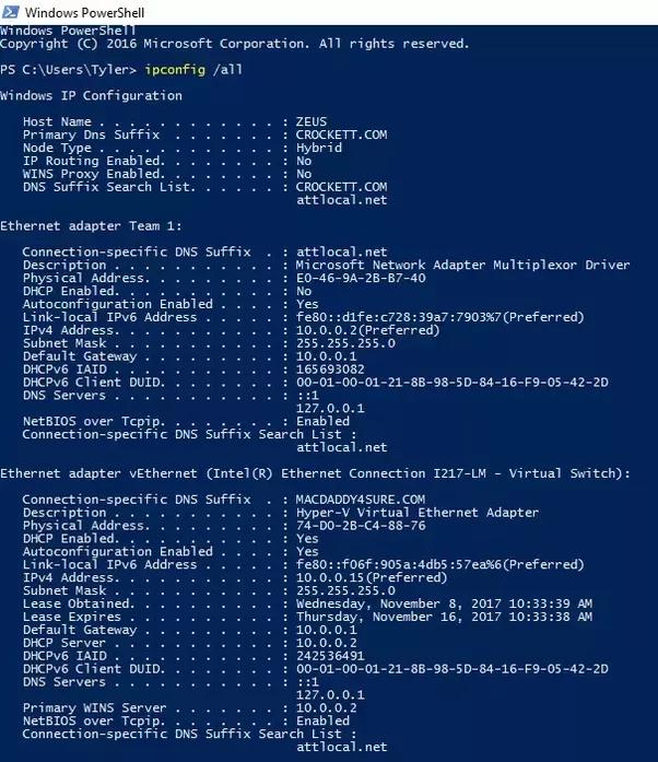 Hack iphone with mac address