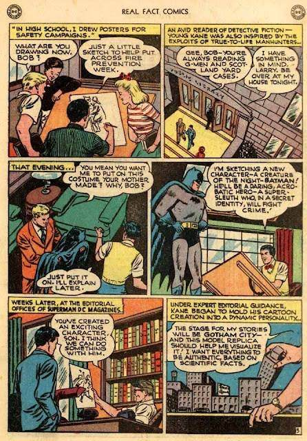 What Inspired Bob Kane To Create The Batmans Character Quora