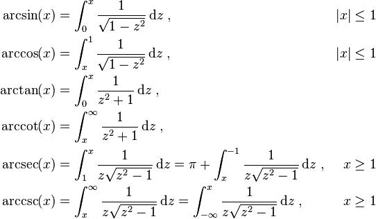trigonometric integrals examples and solutions pdf