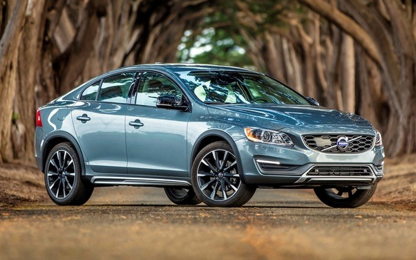 Not A Coupe, But Volvo Makes The S60 Cross Country, A Higher AWD Version  (7.9u2033 Of Ground Clearance) Of The Standard Car: