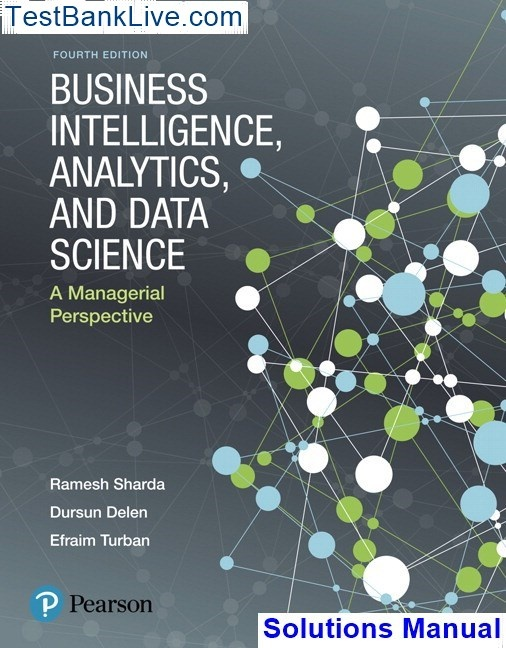 Where Can I Download A Solutions Manual For Business Intelligence