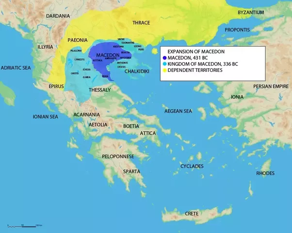 Why is greece claiming macedonian history quora but after his death in 323 bc it was soon divided among the diadochi its culture was a syncretic one that combined greekhellenistic publicscrutiny Choice Image