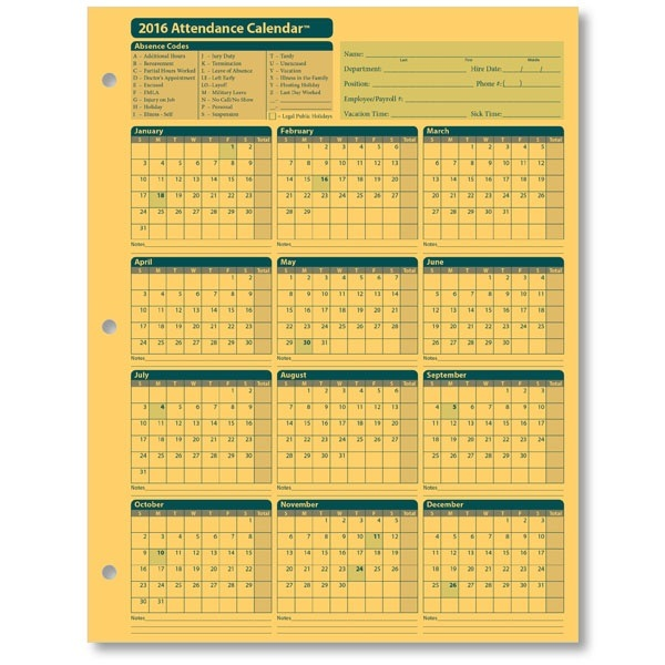 You Can Also Read More About May 2017 Printable Calendar Templates Employee Attendance  Calendar 2017 | Attendance Tracker