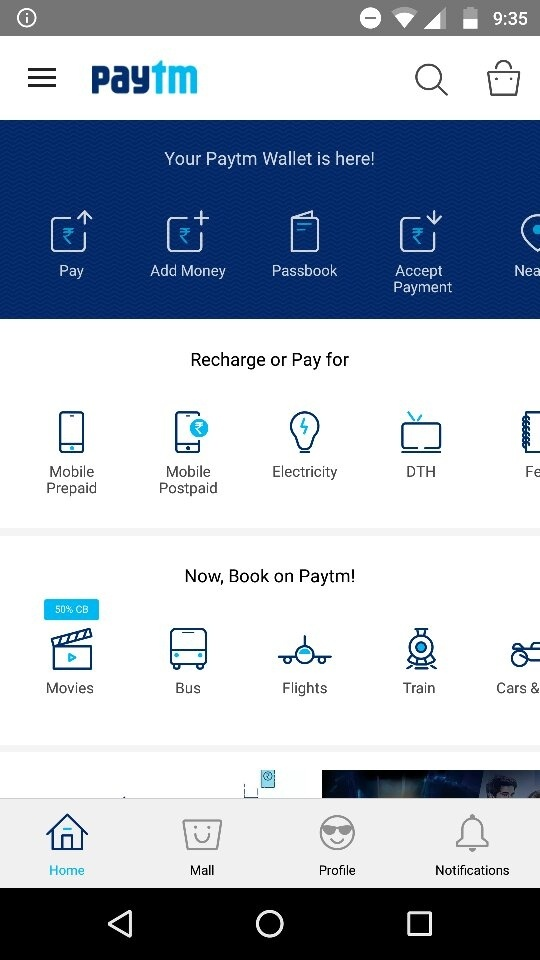 How To Add Money In Paytm Wallet Quora