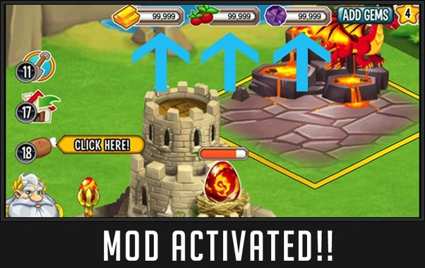 dragon city hack mod apk download latest version