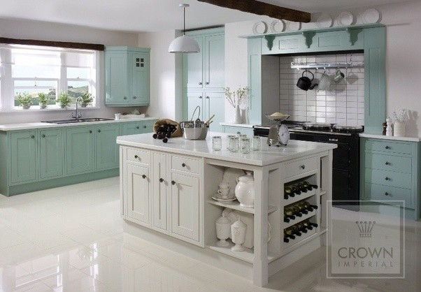 What Colors Go Well With Cream Or Offwhite Quora - Colours to match grey kitchen units