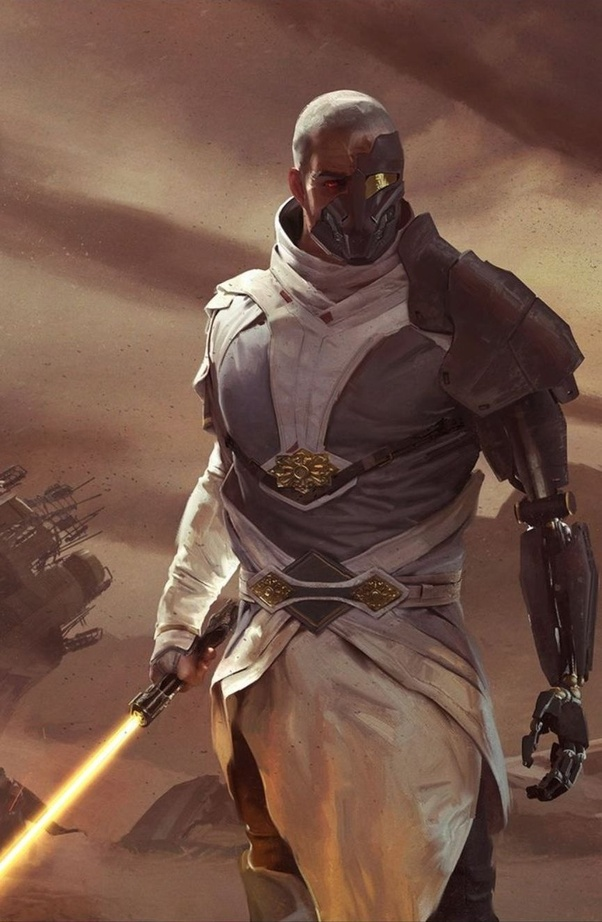 Who are the most powerful characters in Star Wars: The Old ...