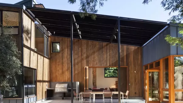 What are some good modern exterior house designs? - Quora