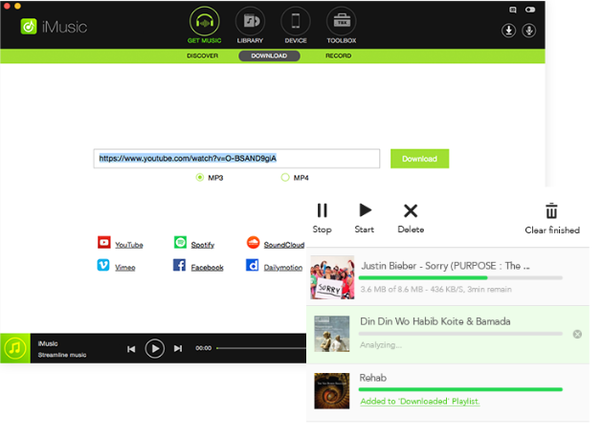 Which music streaming service is the best, Spotify