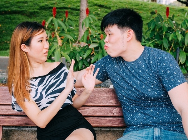 What does it mean if a guy wants to kiss you? - Quora