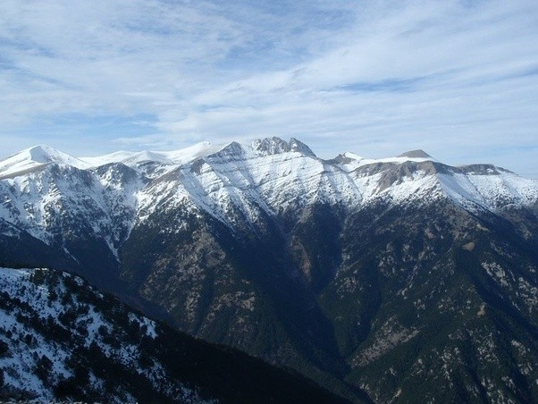 What or who is olympus in greek mythology quora in all actuality mount olympus is the tallest mountain in greece its part of the olympic range and measures in with an elevation of 9 573 feet for sciox Choice Image
