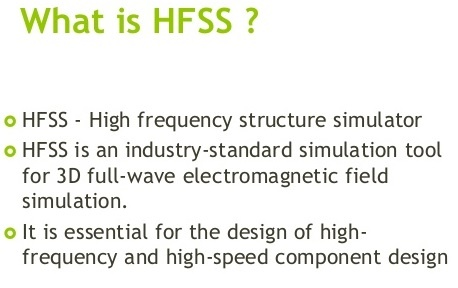 What is HFSS? - Quora