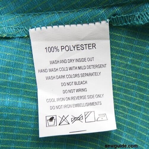 Does polyester shrink when it's washed and dried? - Quora