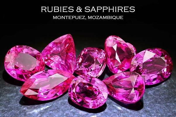 Many Rubies Are Not The Color Of Pigeon S Blood But Various Shades Red With Secondary Colors Purple Or Pink Problem Is That There No