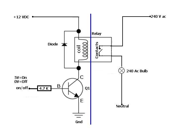 I don't seem to understand the relay JQC-3FC/T73. Which pins do what
