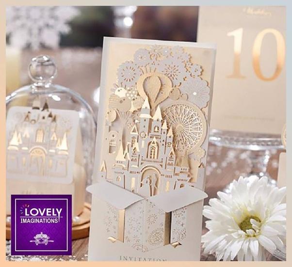 Where Can I Buy Custom Wedding Invitations Quora