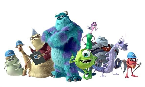 What are the best characters in Monsters Inc.? - Quora