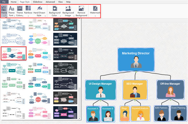 Just Check The Site Here For A Free Of Org Chart Creator Edraw Mindmaster