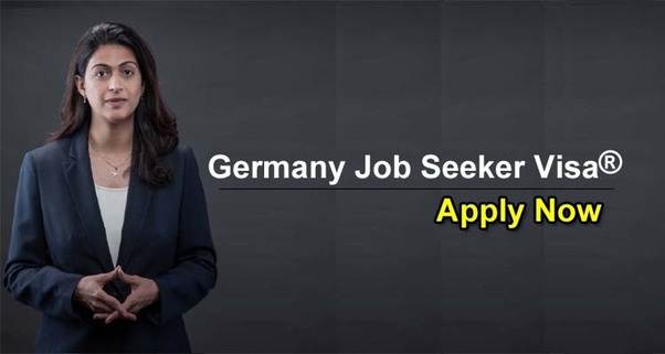 What is the process of applying for a Germany job Seeker