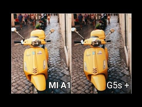 Which one should I choose from, the Mi A1 or the Moto G5S