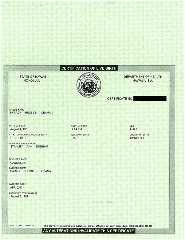 What is an abstract birth certificate? - Quora