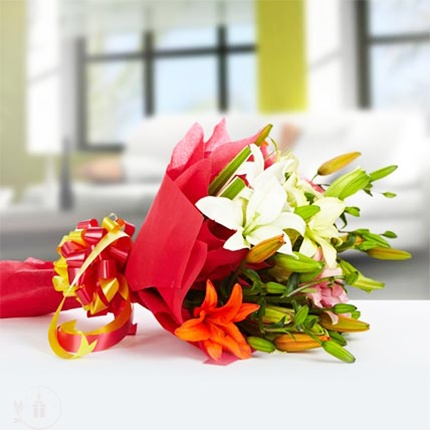 You need to visit a website from where you can not only buy flowers online in India, but also send them to your loved ones within few easy steps.
