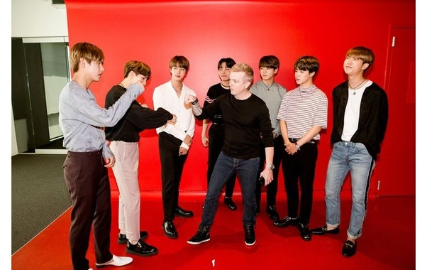 If you've met BTS, did you expect them to be shorter or