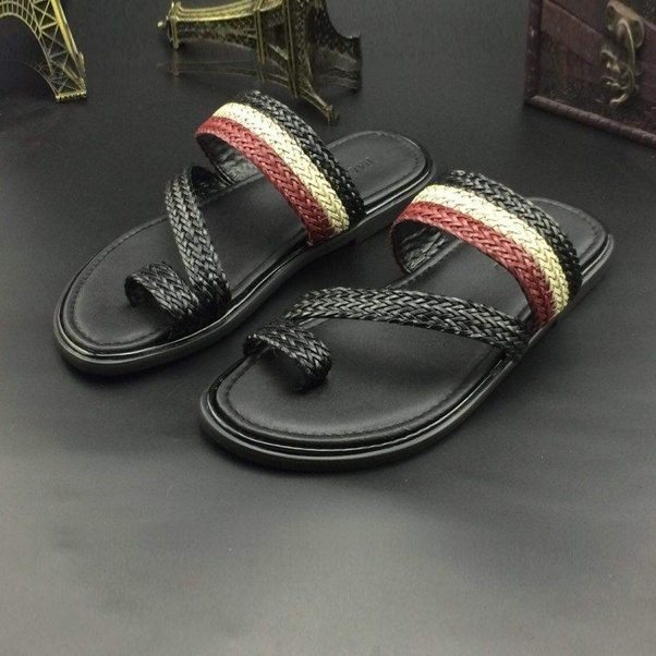 What Are Some Best Designs Of Slippers And Flip Flops -6275