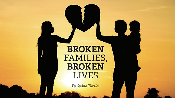 Are kids who come from broken families likely to have ...