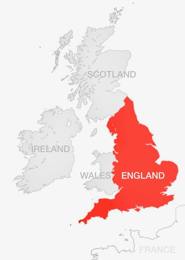 Map Of France England And Scotland.Why Does England Want To Keep Scotland Ireland Wales Quora