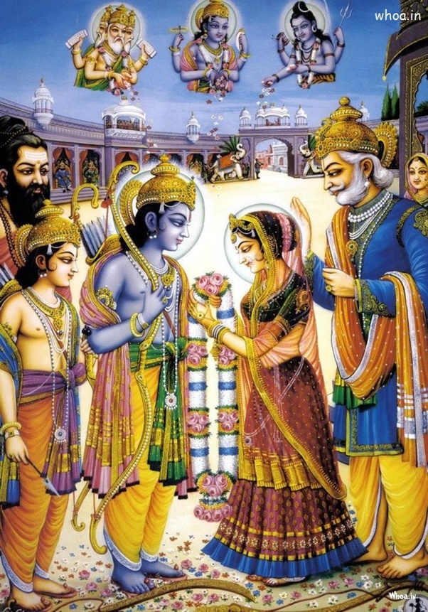 Who Is More Powerful Lord Krishna Or Lord Rama Quora