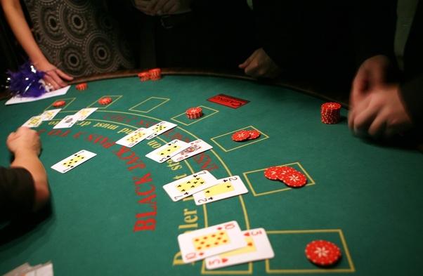 When Does The Dealer Stop Hitting In Blackjack