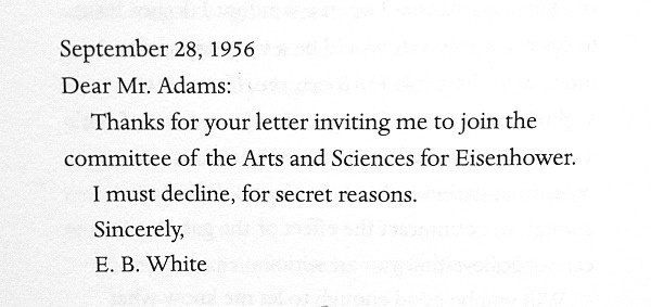What are some polite excuses to give when declining an invitation a photo from lettersofnote stopboris Images