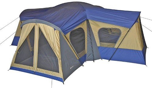 And hereu0027s the Ozark Trail 14 person Family Tent  sc 1 st  Quora : largest family tent - memphite.com