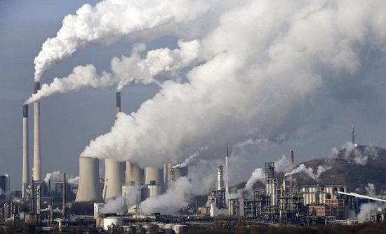 industrial pollution in india essay