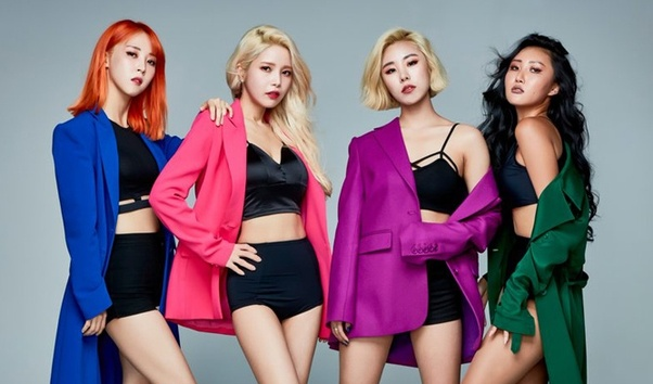 Which are the best K-pop girl groups? - Quora