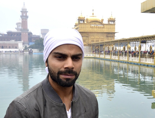 Is Virat Kohli Sikh or Hindu? - Quora