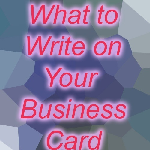 What should i write on my business card founder or owner it is a you can always use the title founder ceo i dont suggest you to go with founder alone reheart Images