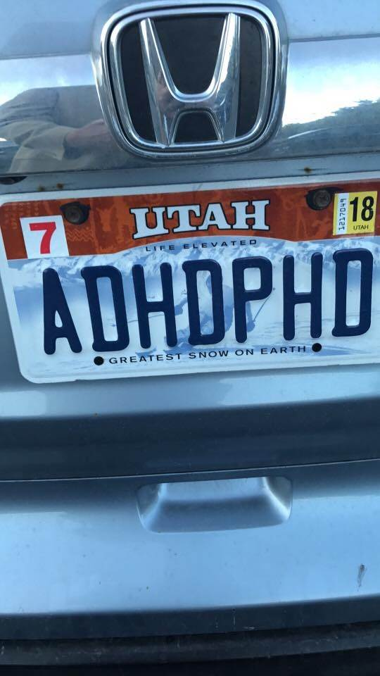 What is the best license plate (vanity plate) you\'ve ever seen? - Quora