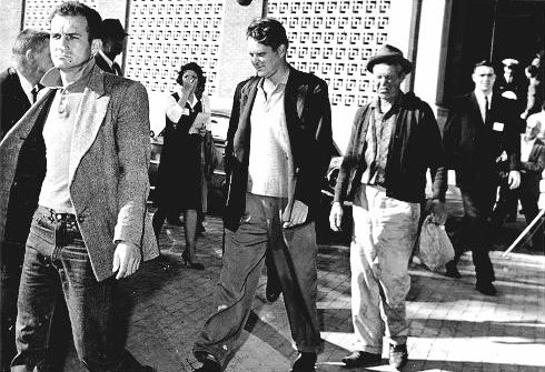 who were the three tramps that were arrested right after jfk s