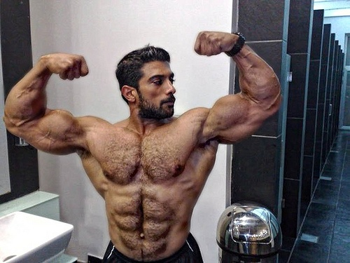 Does Body Building Prevent Body Hair Growth Quora