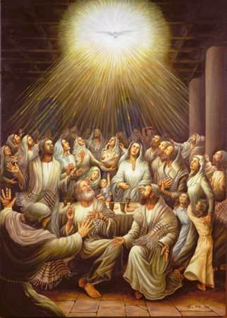 """In Acts 7:56 why does Stephen see Jesus """"standing""""? - Quora"""