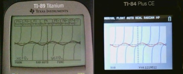 Which graphing calculator should I buy, the TI-89 Titanium